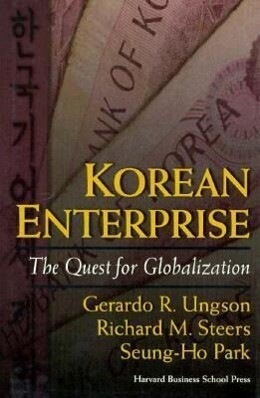 The Korean Enterprise: Five Rules to Lead by als Buch