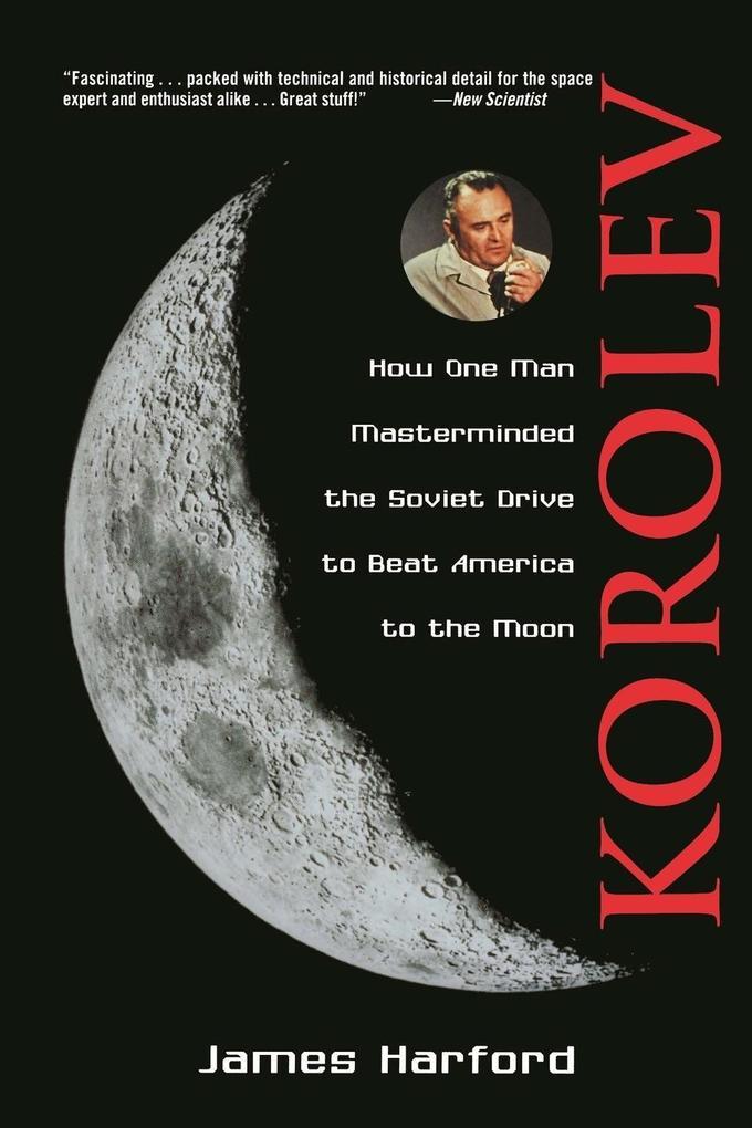 Korolev als Buch