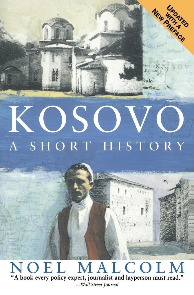 Kosovo als Buch