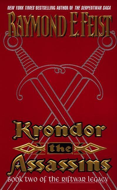 Krondor: The Assassins: Book Two of the Riftwar Legacy als Taschenbuch