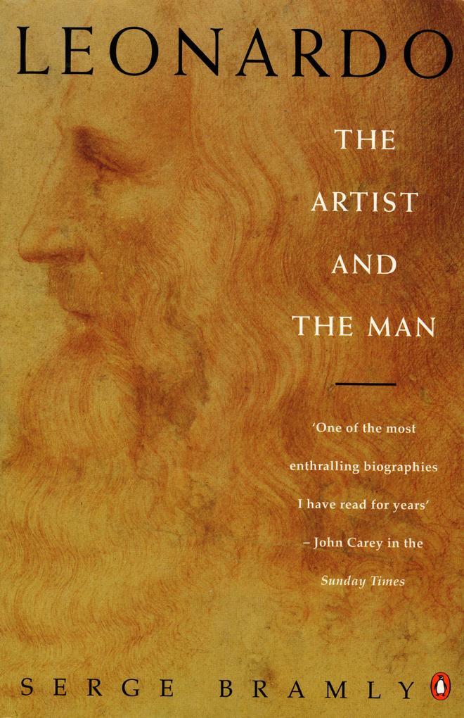 Leonardo: The Artist and the Man als Taschenbuch