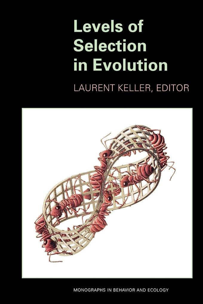 Levels of Selection in Evolution als Taschenbuch