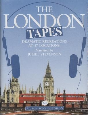 The London Tapes als Hörbuch