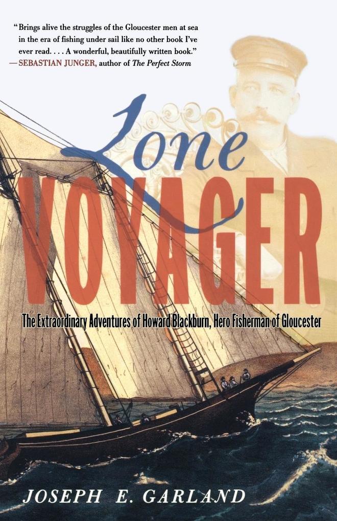Lone Voyager als Taschenbuch