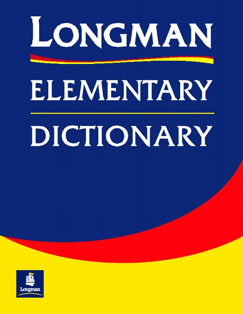 Longman Elementary Dictionary Paper als Buch