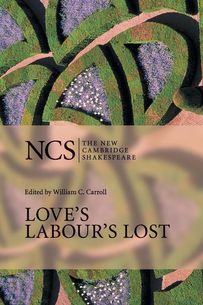 Love's Labour's Lost als Taschenbuch