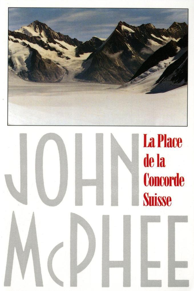 La Place de la Concorde Suisse als Taschenbuch