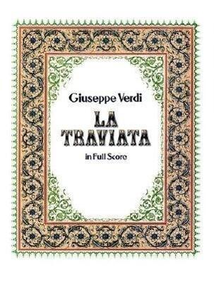 La Traviata in Full Score als Taschenbuch