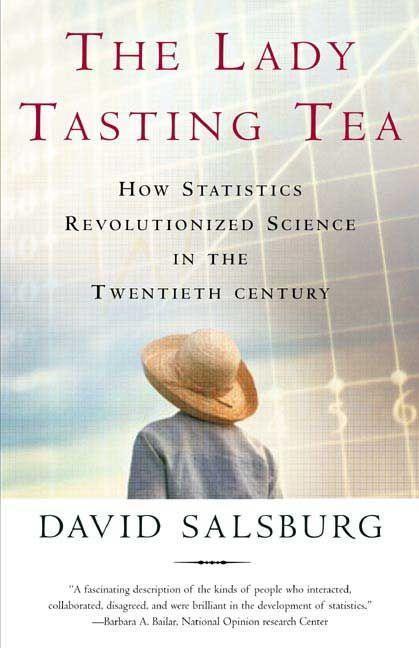 Lady Tasting Tea als Taschenbuch