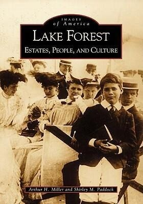 Lake Forest:: Estates, People, and Culture als Taschenbuch