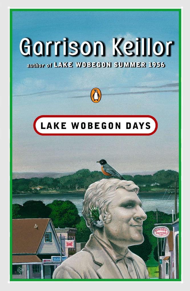 Lake Wobegon Days als Taschenbuch