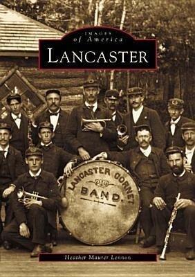 Lancaster als Taschenbuch