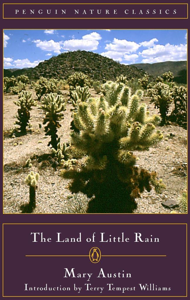 The Land of Little Rain als Taschenbuch