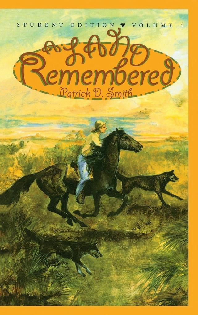 A Land Remembered, Volume 1, Student Guide Edition als Buch