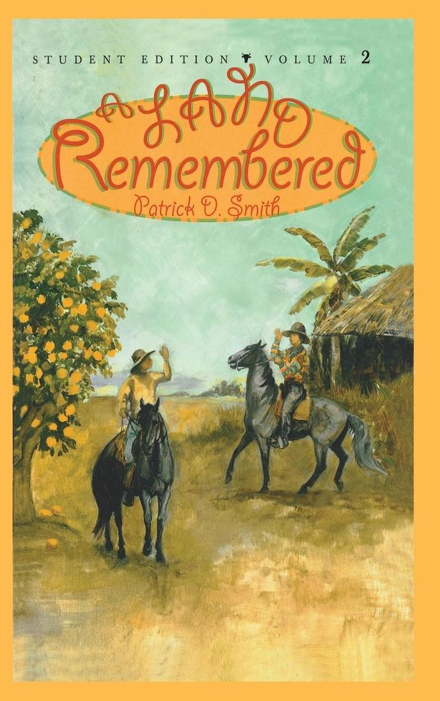 A Land Remembered, Volume 2, Student Guide Edition als Buch