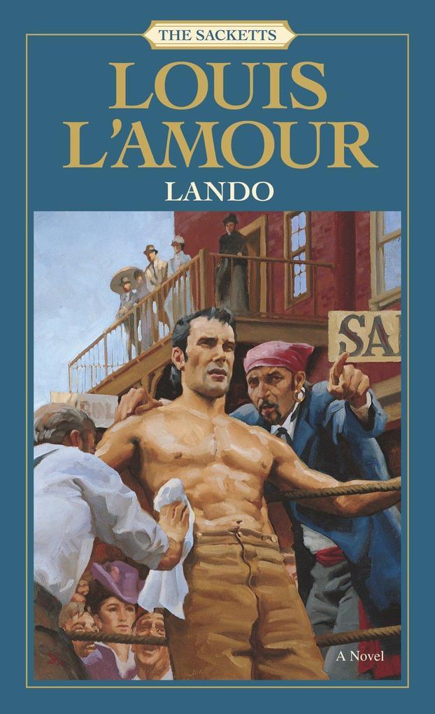 Lando als Taschenbuch