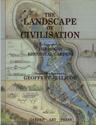 The Landscape of Civilization Created at the Moody Historical Gardens als Buch