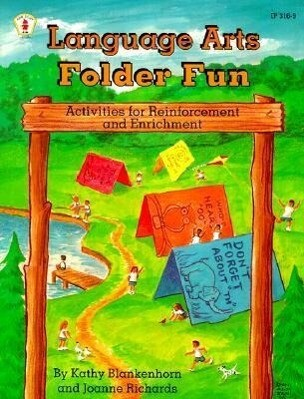 Language Arts Folder Fun: Activities for Reinforcement and Enrichment als Taschenbuch