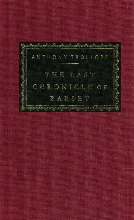 The Last Chronicle of Barset als Buch