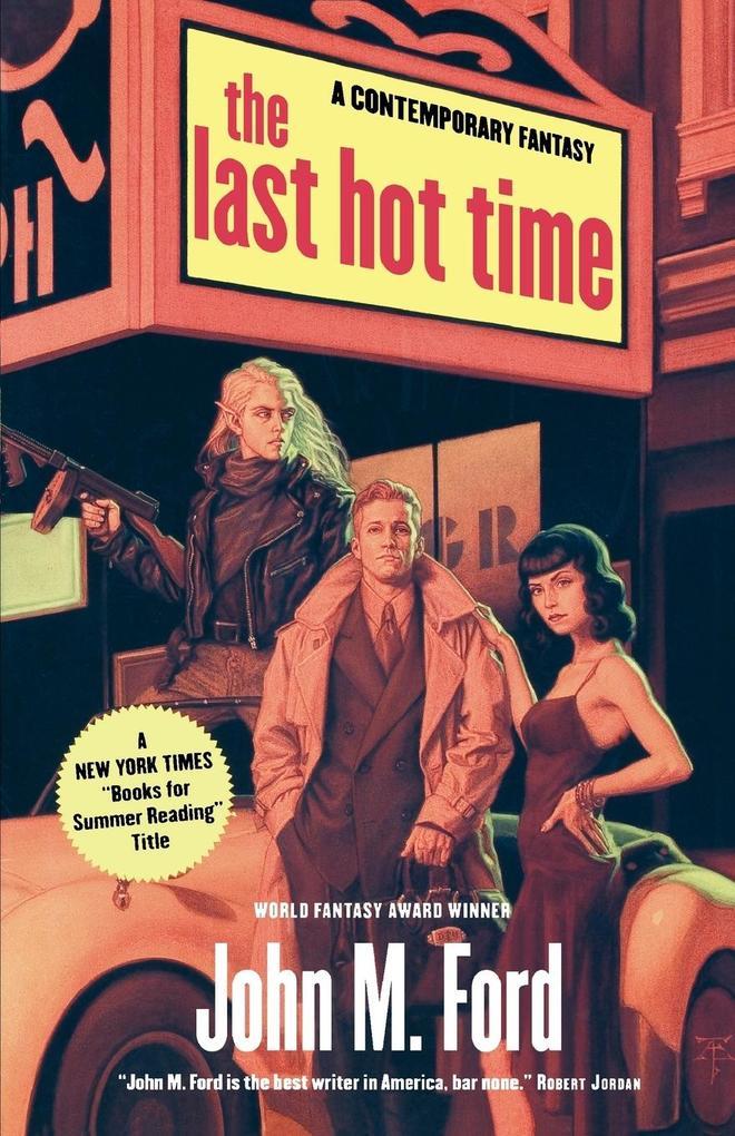 The Last Hot Time als Taschenbuch