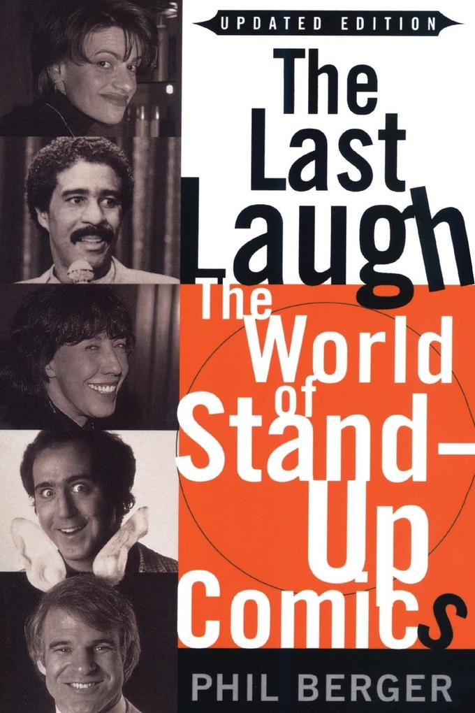 The Last Laugh: The World of Stand-Up Comics als Taschenbuch