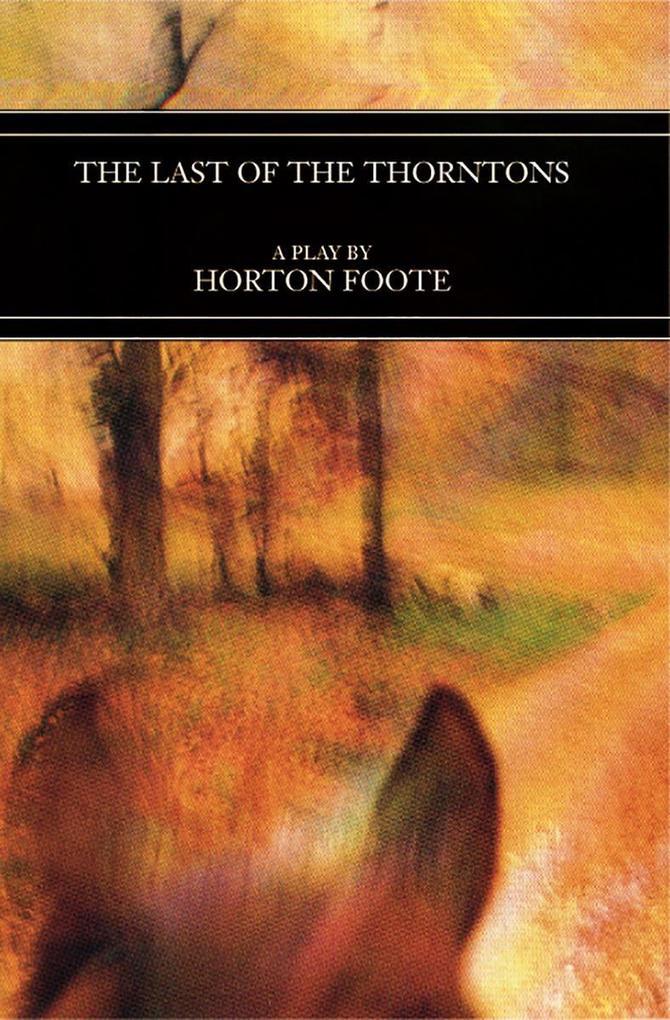 Last of the Thorntons als Taschenbuch