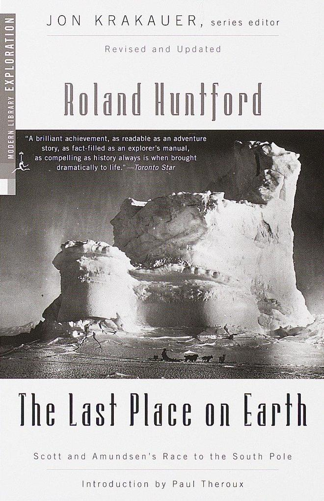 The Last Place on Earth als Taschenbuch