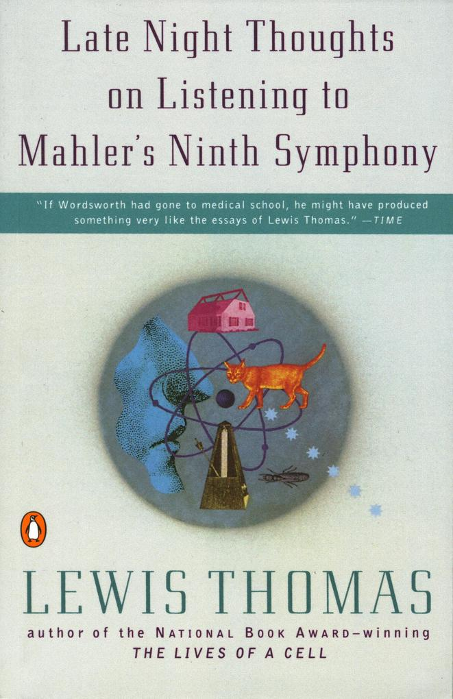 Late Night Thoughts on Listening to Mahler's Ninth Symphony als Taschenbuch