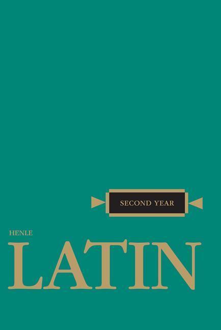 Henle Latin Second Year als Taschenbuch