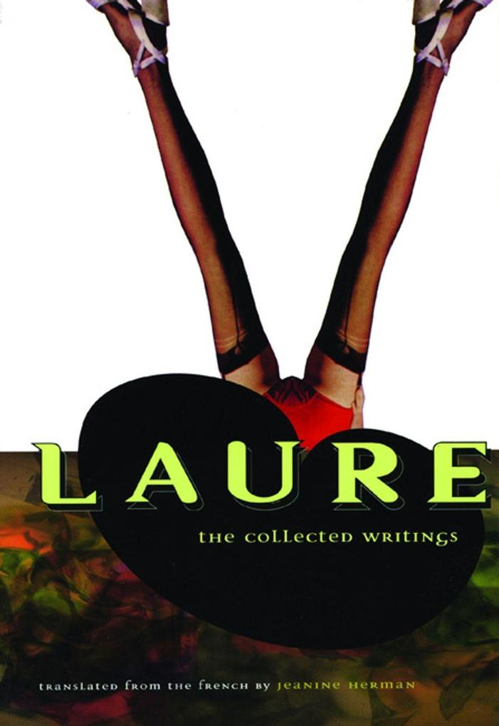 Laure: The Collected Writings als Taschenbuch