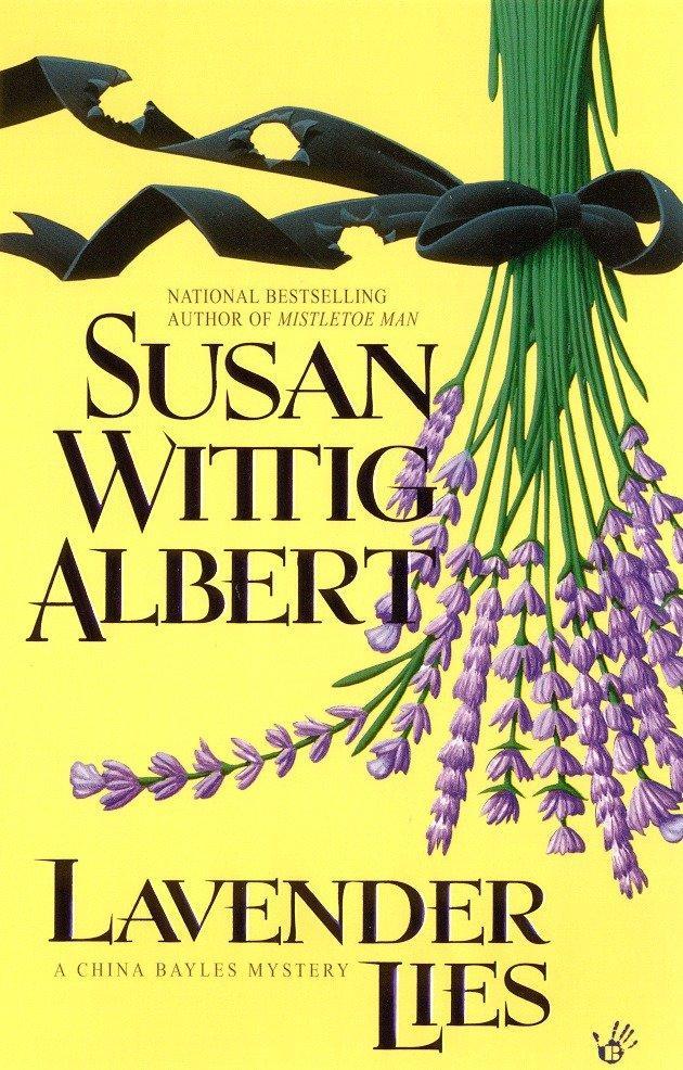 Lavender Lies als Taschenbuch