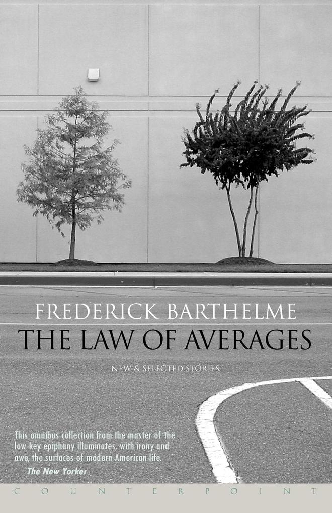 The Law of Averages: New and Selected Stories als Taschenbuch