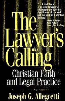 Lawyer's Calling als Taschenbuch