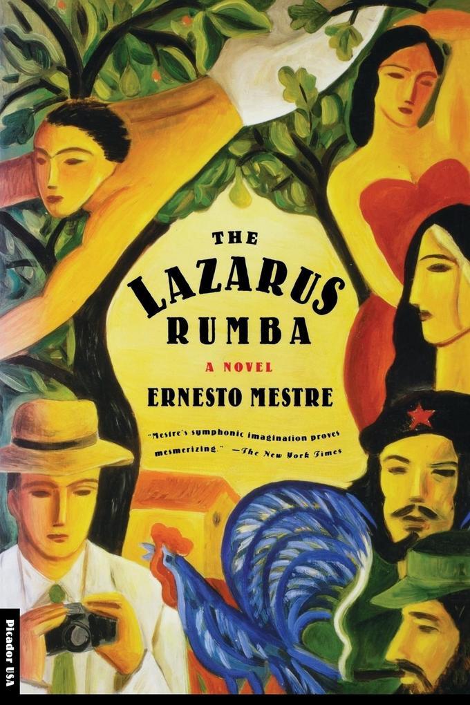 The Lazarus Rumba als Taschenbuch