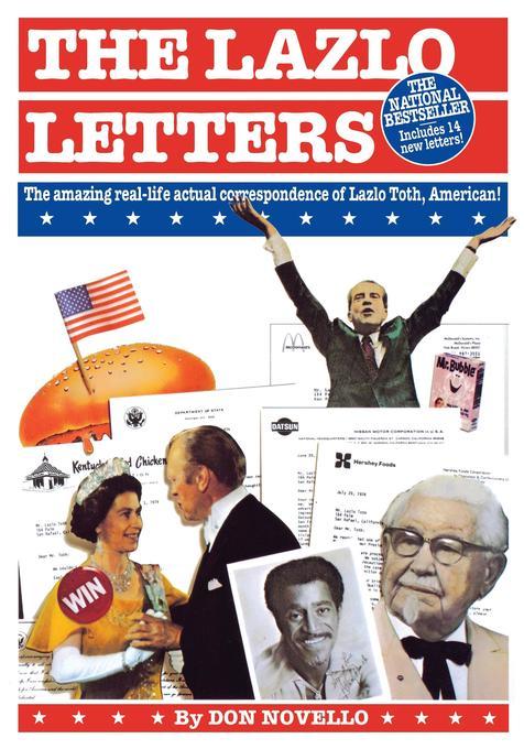 The Lazlo Letters als Taschenbuch
