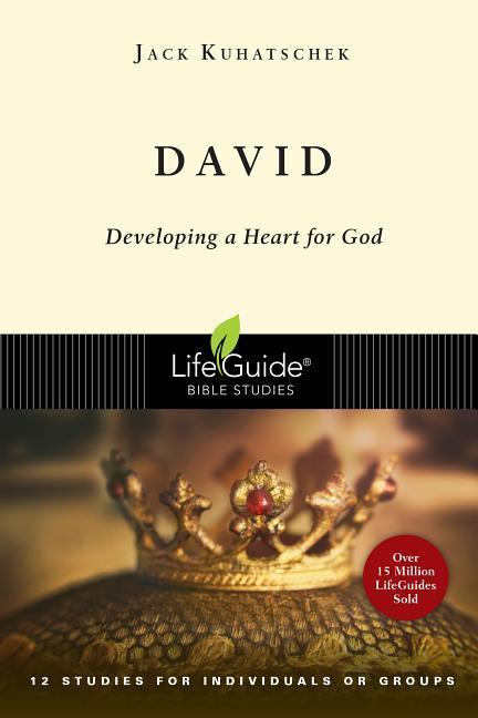 David: Developing a Heart for God als Taschenbuch