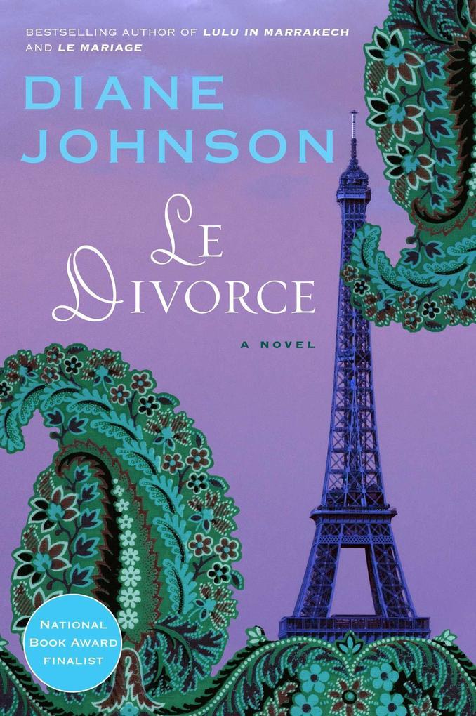 Le Divorce als Taschenbuch