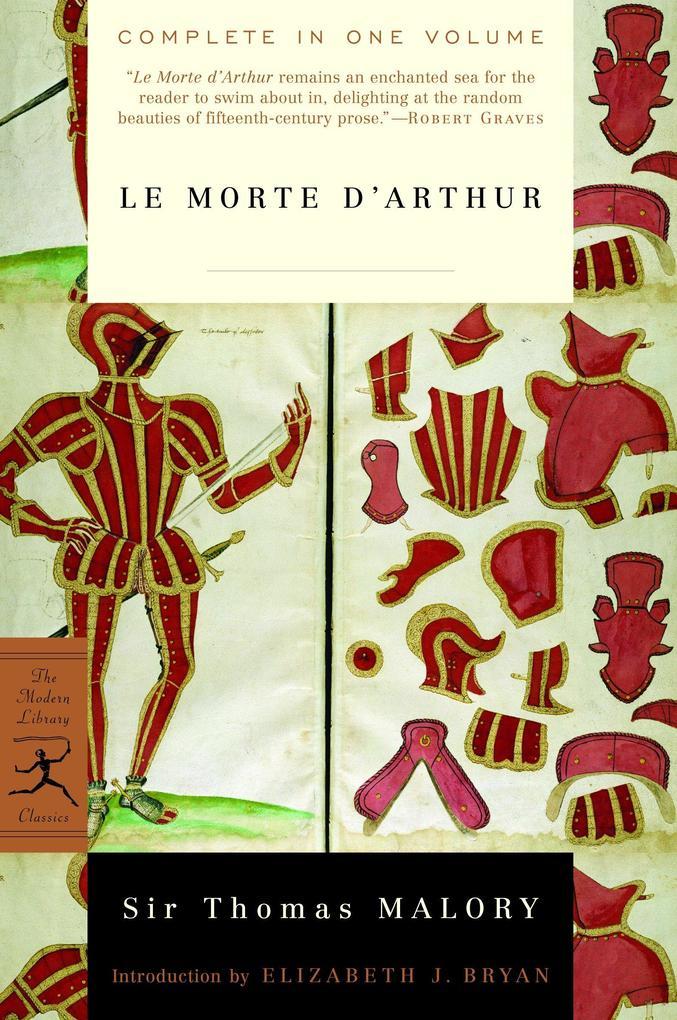 Le Morte D'arthur als Taschenbuch