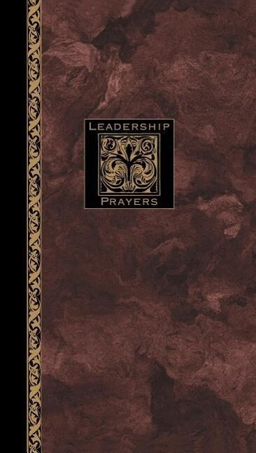 Leadership Prayers als Buch