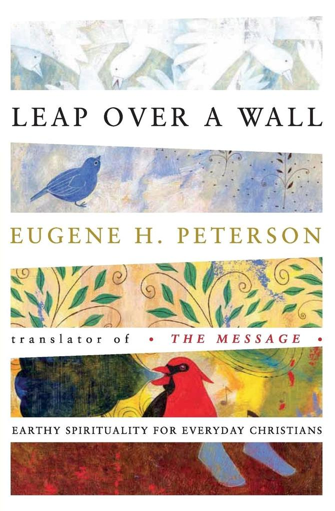 Leap Over a Wall als Buch
