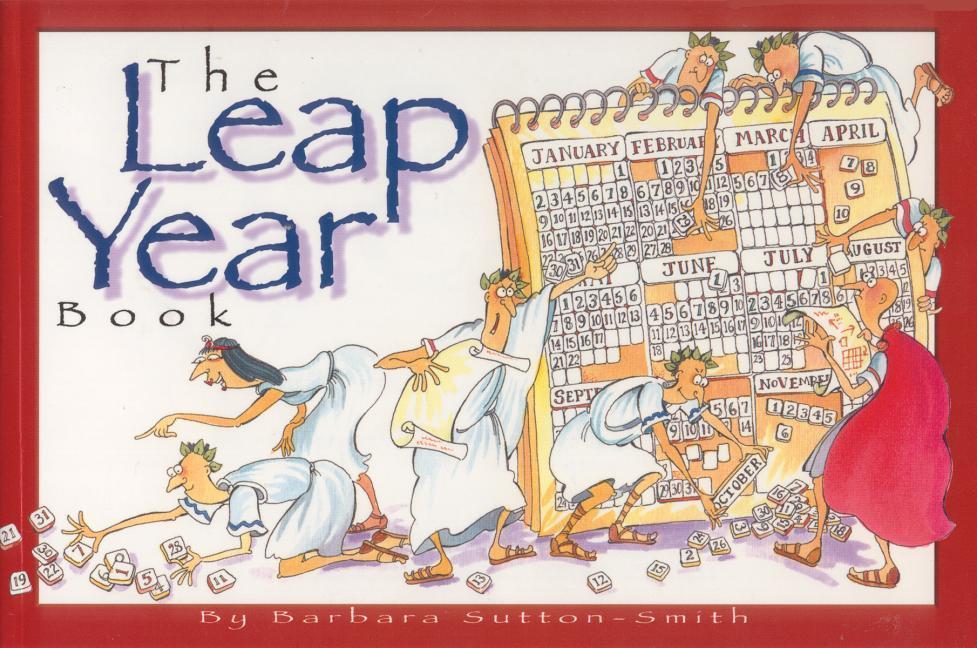The Leap Year Book als Taschenbuch