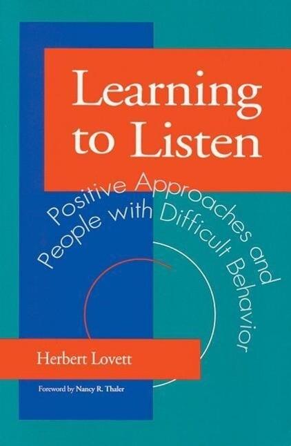 Learning to Listen als Taschenbuch