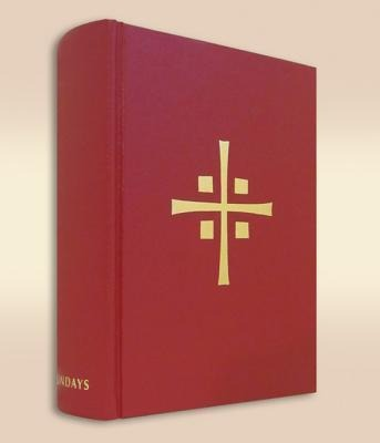 Lectionary for Mass, Chapel Edition: Sundays (One-Volume) als Buch