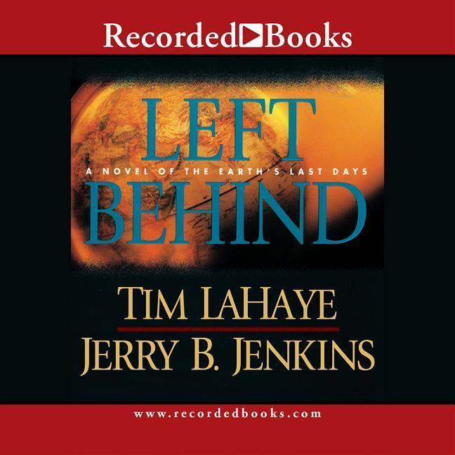 LEFT BEHIND #01 LEFT BEHIN 10D als Hörbuch