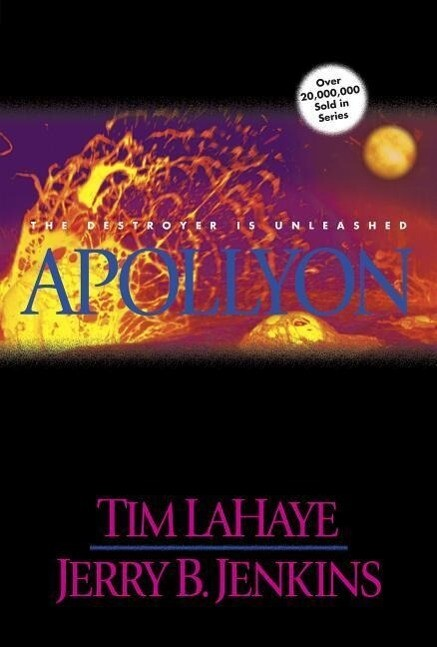 Apollyon: The Destroyer is Unleashed als Buch