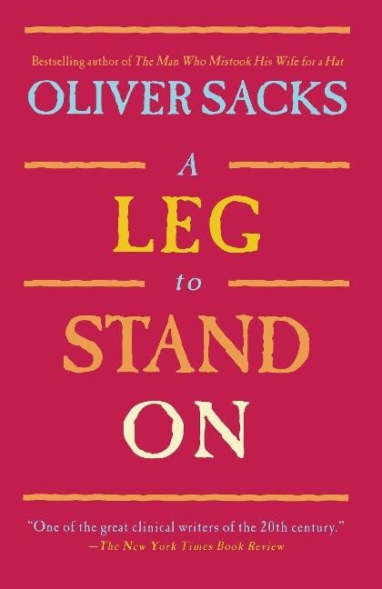 A Leg to Stand on als Taschenbuch