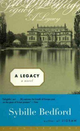 Legacy als Taschenbuch