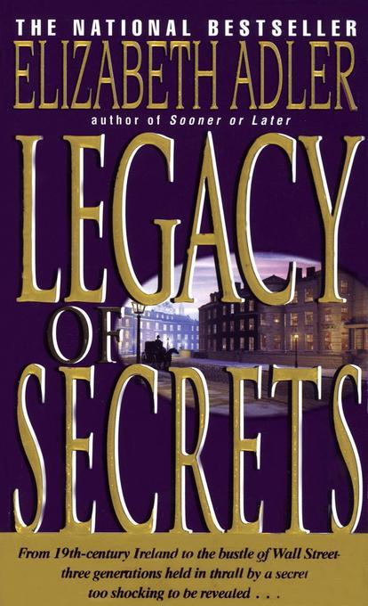 Legacy of Secrets als Taschenbuch