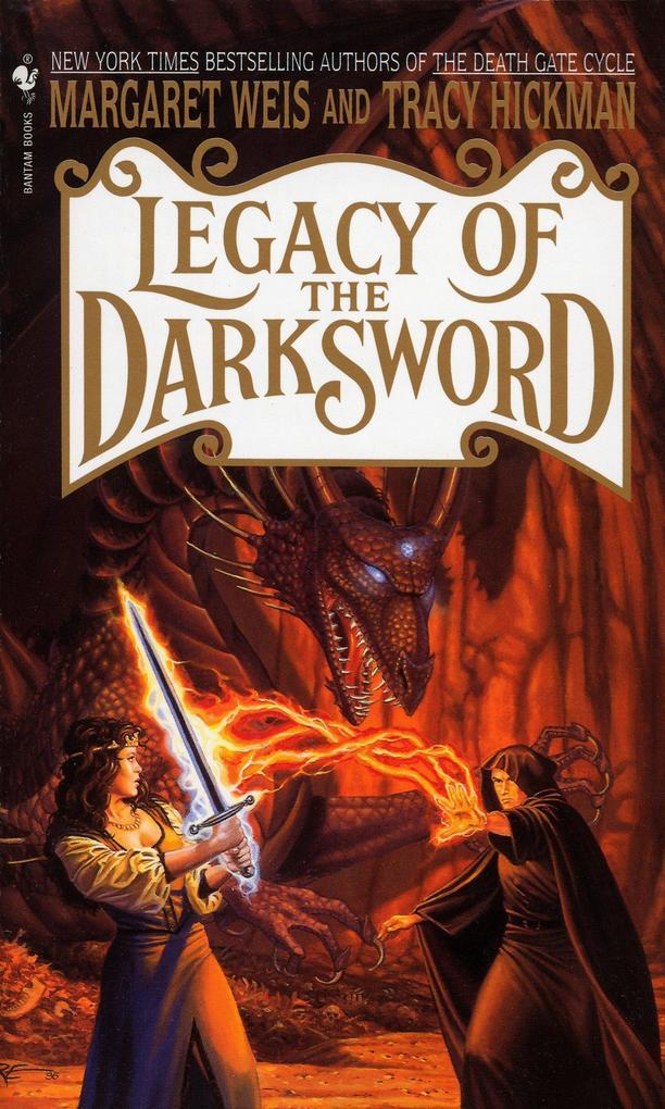 Legacy of the Darksword als Taschenbuch