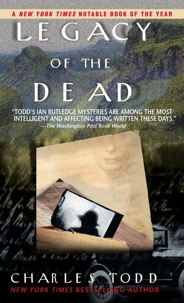 Legacy of the Dead als Taschenbuch